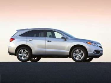 2014 Acura RDX Now on Sale from $34,520