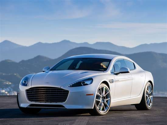 2013 Aston Martin Rapide Models Trims Information And Details