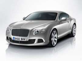 2013 Bentley Continental GT Base Coupe