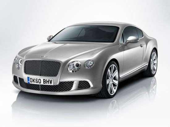 Bentley at the 2012 Paris Auto Show: Racing Class to Executive Class