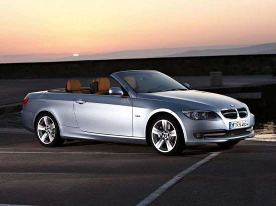 2013 BMW 335 is RWD Convertible