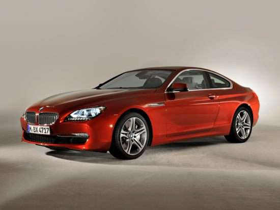 2013 BMW 650 AWD Coupe
