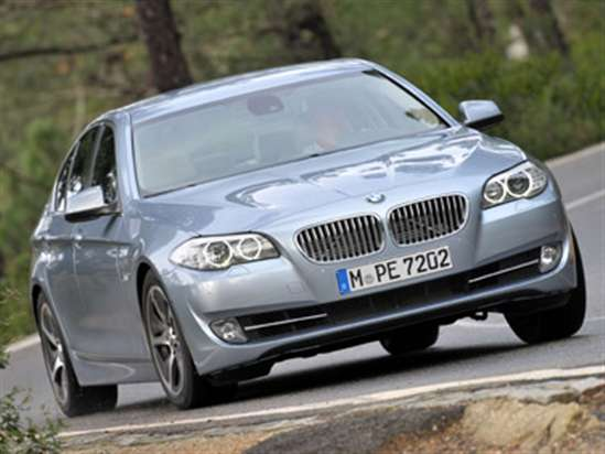 2013 BMW ActiveHybrid 5