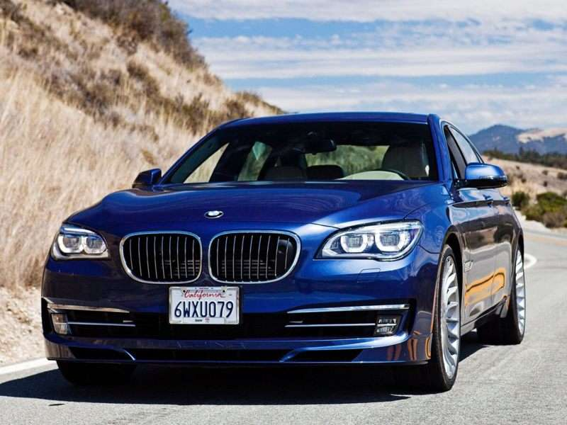 BMW Price Quote Buy A BMW ALPINA B Autobytelcom - B7 bmw price