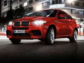 2013 BMW X6 M Base 4dr All-wheel Drive Sports Activity Coupe