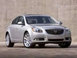 2013 Buick Regal Base 4dr Sedan