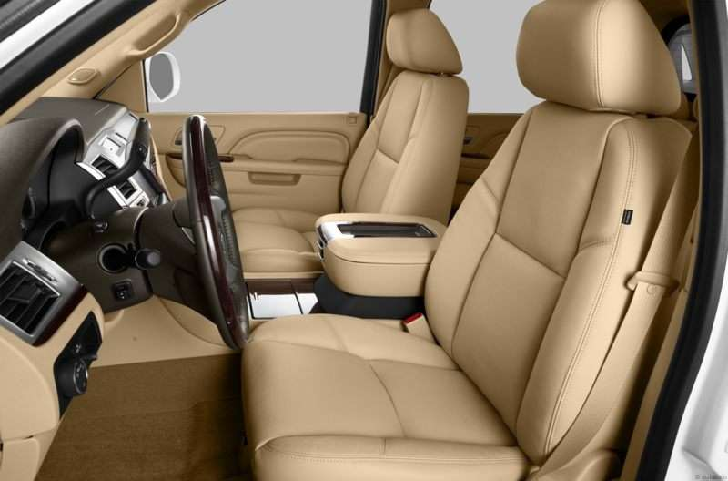 2013 Cadillac Escalade EXT Pictures including Interior and