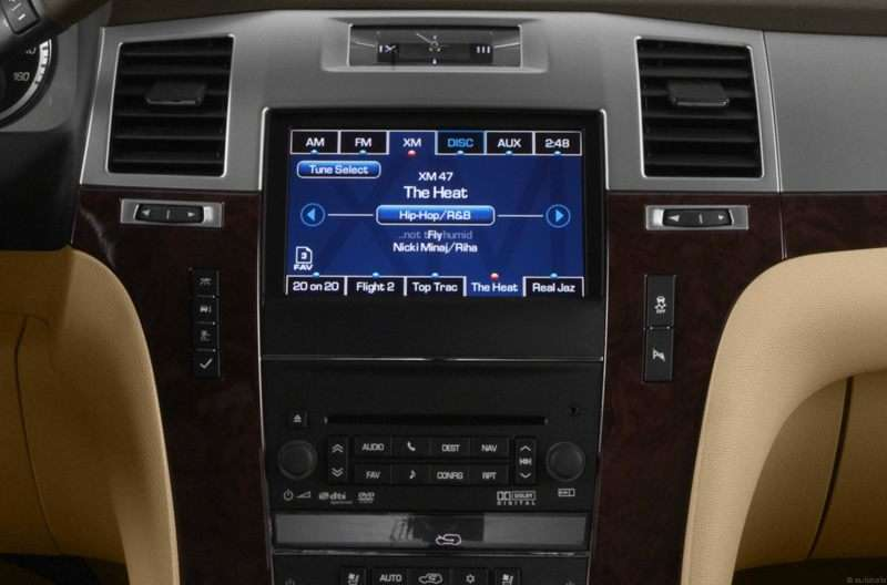2013 Cadillac Escalade Ext Pictures Including Interior And Exterior