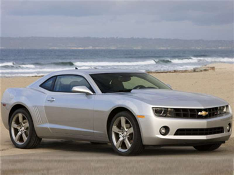 Muscle Cars Are The Most Stolen Sporty Vehicles