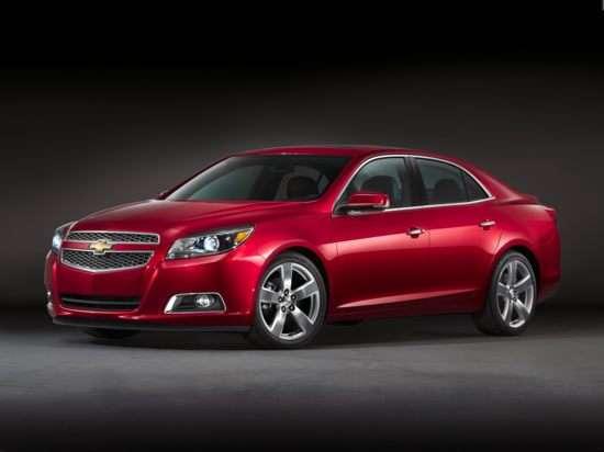 2013 Chevrolet Malibu Models Trims Information And Details