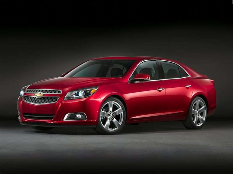 2013 Chevrolet Malibu Pictures including Interior and ...