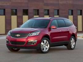 2013 Chevrolet Traverse LS All-wheel Drive