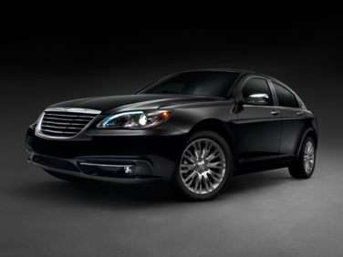 Chrysler 200 Mpg >> 2013 Chrysler 200 Gas Mileage Mpg And Fuel Economy Ratings