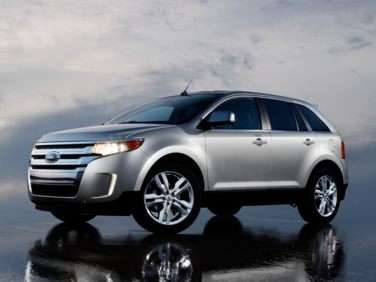 Research the 2013 Ford Edge