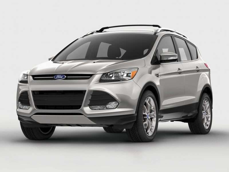 Research the 2013 Ford Escape