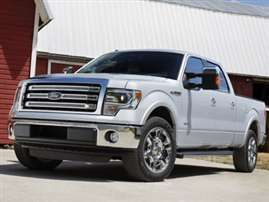 2013 Ford F-150 Proves You Can Be Tough And Green