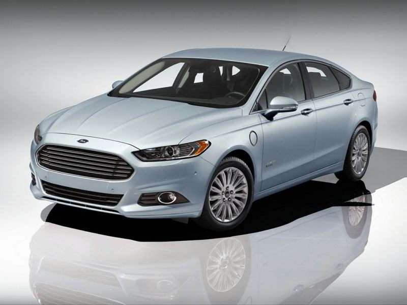 Research the 2013 Ford Fusion Energi