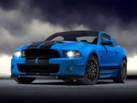 2013 Ford Shelby GT500 Base 2dr Coupe