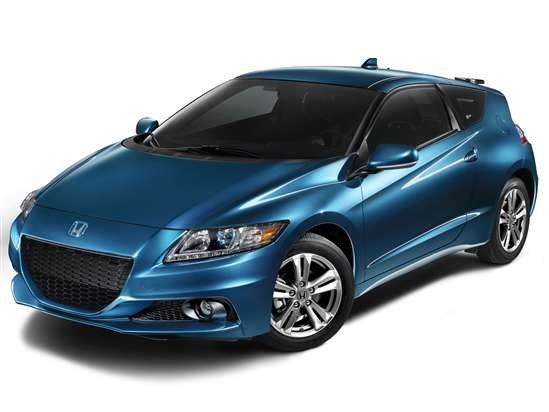 2013 Honda CR-Z EX With Navigation (M6)