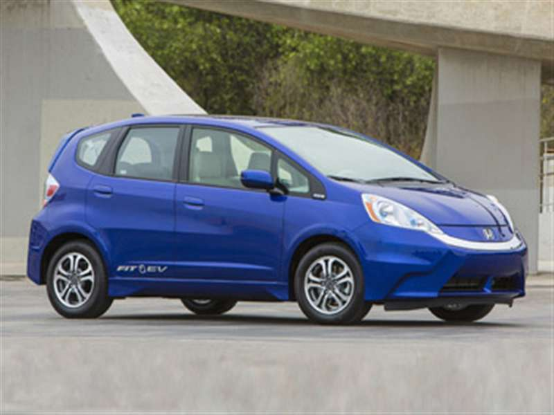 2013 Honda Fit EV Pictures Including Interior And Exterior Images |  Autobytel.com