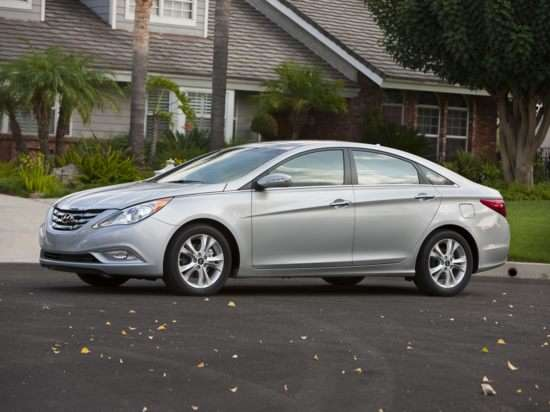 2013 Hyundai Sonata GLS w/Alloy Wheels