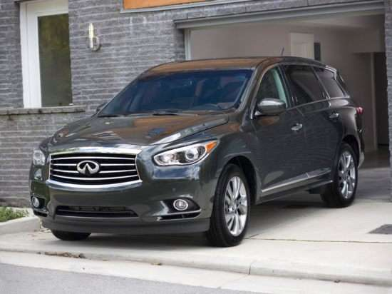 2013 Infiniti JX Video Road Test and Review