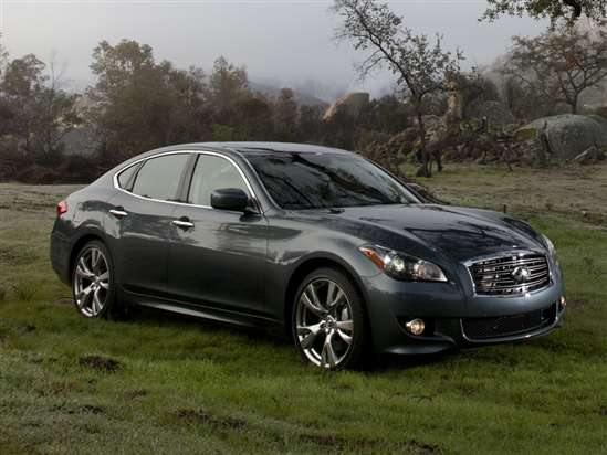 2013 Infiniti M37 Road Test And Review Autobytel