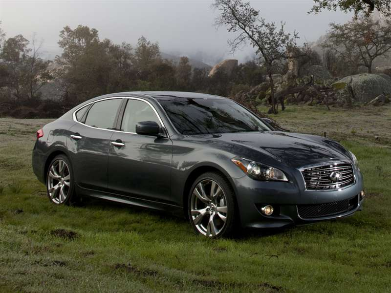 2013 Infiniti M37 Pictures Including Interior And Exterior Images