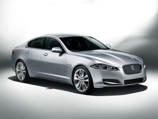 2013 Jaguar XF Supercharged RWD