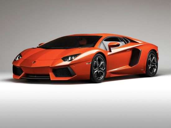 2013 Lamborghini Aventador Supercar Video Review
