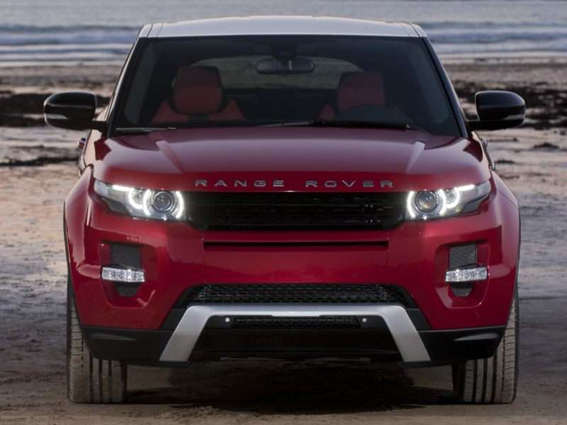 2014 Range Rover Evoque Gets New Tech