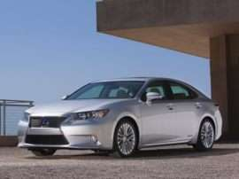 2013 Lexus ES 300h Base 4dr Sedan