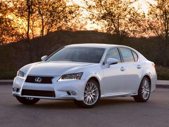 2013 Lexus GS 450h: Video Road Test & Review