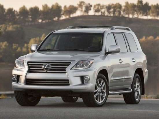 2013 Lexus LX 570: Video Road Test & Review