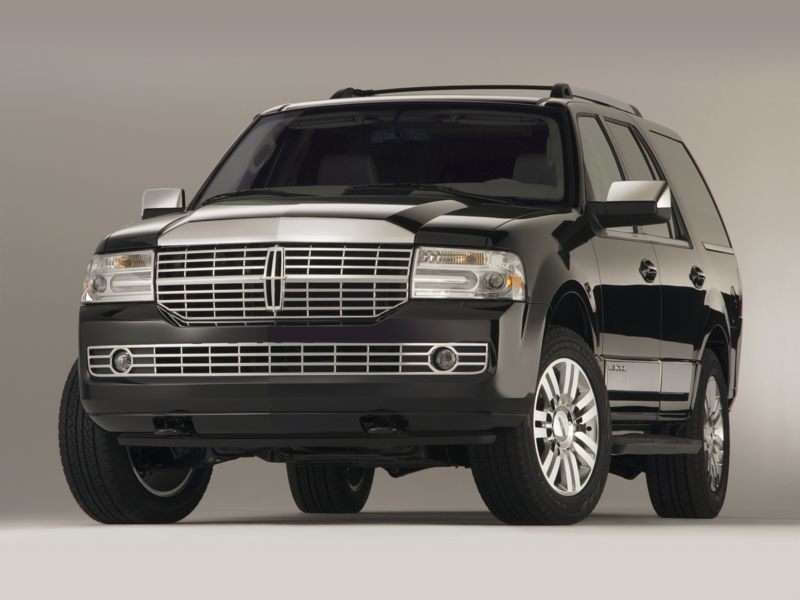 Lincoln Navigator Pictures Including Interior And Exterior