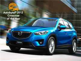 IIHS: 2013 Mazda CX-5 Is Top Safety Pick