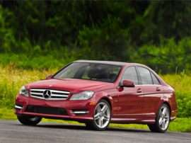 2013 Mercedes-Benz C-Class Sport C 350 4dr Rear-wheel Drive Sedan