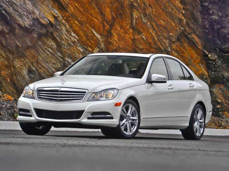 Research the 2013 Mercedes-Benz C-Class
