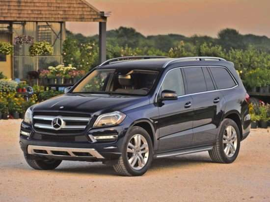 2013 Mercedes-Benz GL350 Diesel Video Review