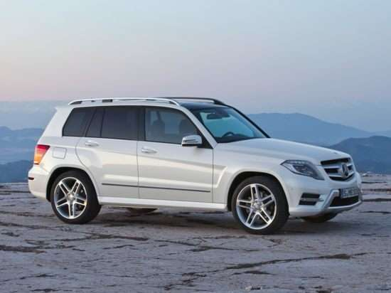 2013 Mercedes-Benz GLK250 BlueTEC Quick Spin Video Review