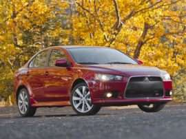 2013 Mitsubishi Lancer DE 4dr Front-wheel Drive Sedan