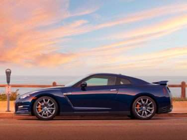 2013 Nissan GT-R Gets Another Power-up