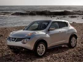 2013 Nissan Juke S 4dr Front-wheel Drive