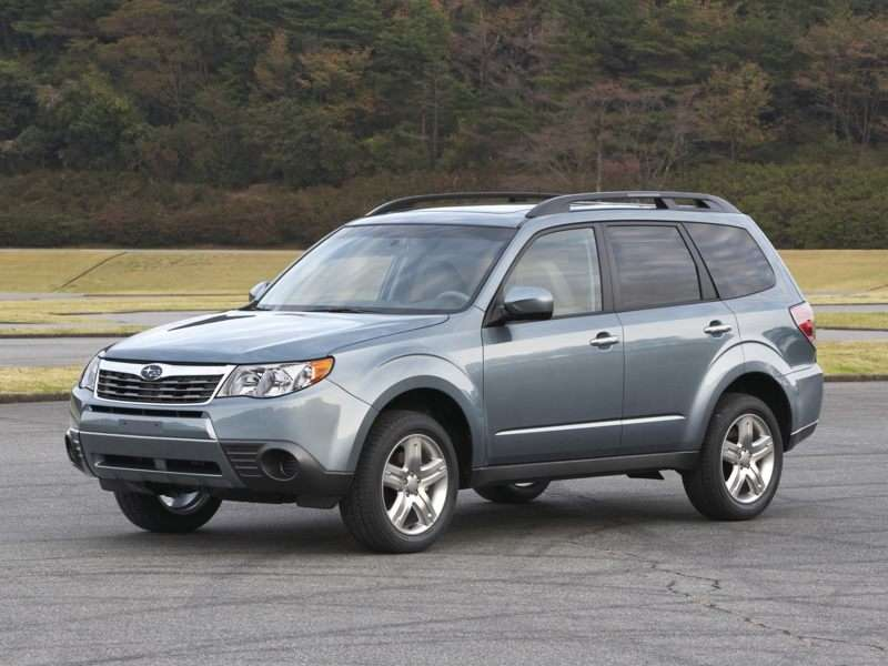 2013 Subaru Forester Pictures Including Interior And Exterior Images