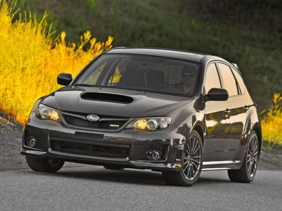 2013 Subaru Impreza Wrx Models Trims Information And Details
