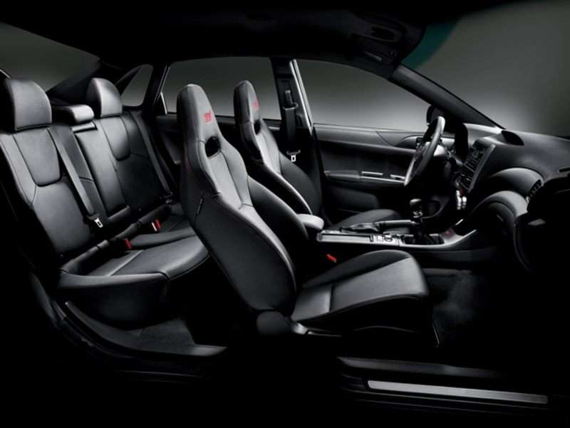 2013 Subaru Impreza Wrx Pictures Including Interior And Exterior