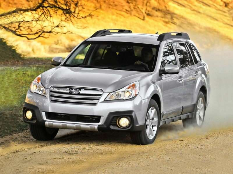 2013 Subaru Outback Pictures Including Interior And Exterior Images