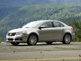 2013 Suzuki Kizashi Base 4dr Front-wheel Drive Sedan