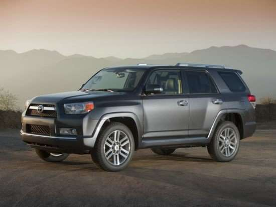 2013 Toyota 4Runner Trail 4x4