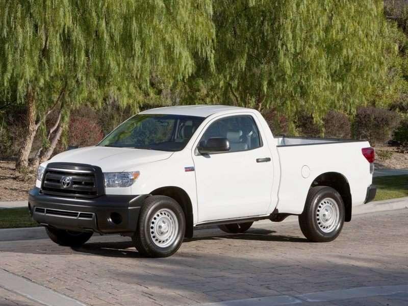 The 2013 Toyota Tundra Offers Three Body Styles
